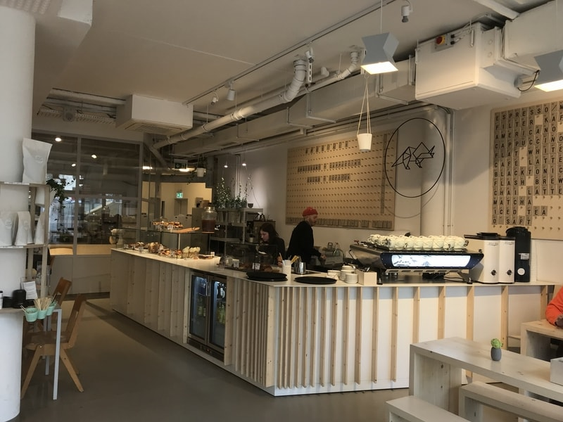 Café Kaffeesaurus Köln